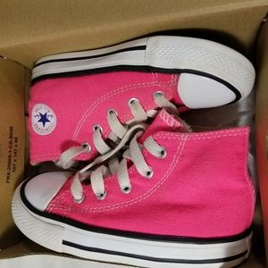 Converse All Star High Top Size-8 Toddler